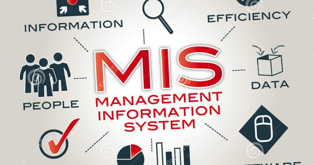various aspects of  Management Information Systems