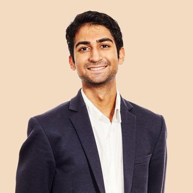 Mandeep patel, co-founder of electrip startup