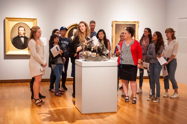 Nasher Museum of Art at Duke University.