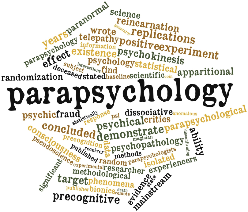 A picture of Parapsychology and Pseudoscience
