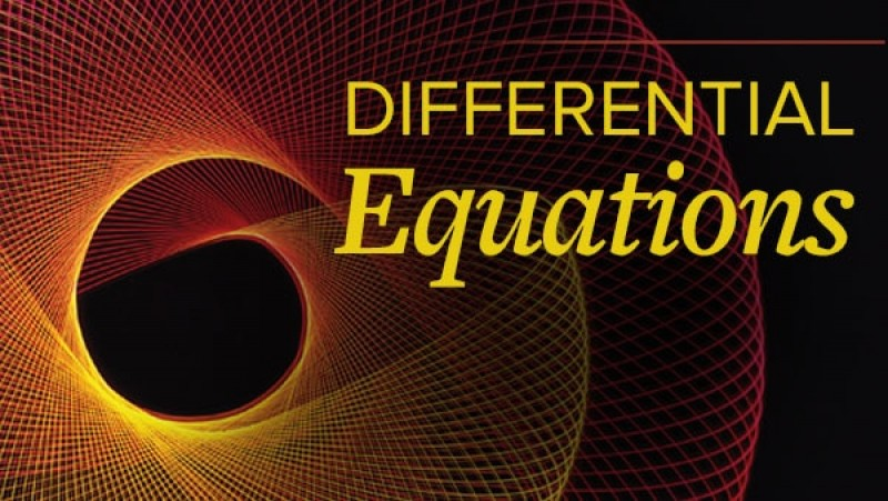 An image of Partial Differential Equation