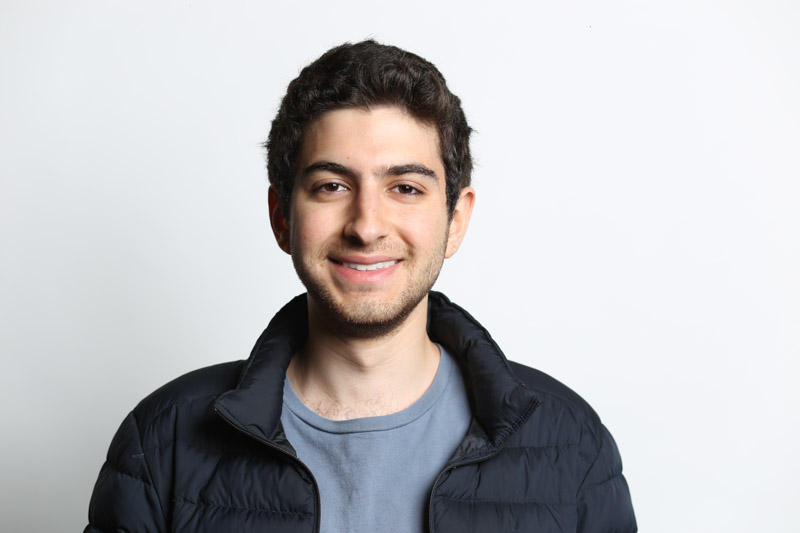 Rustin Rassoli delvelabs co founder