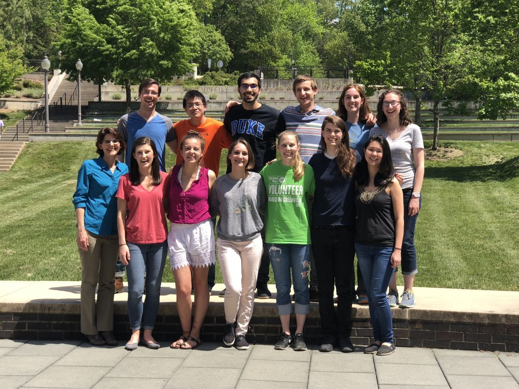 The Franz Research Group: Bio-inorganic Chemistry at Duke University.