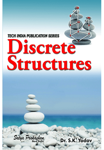 Discrete Structures Textbook Cover page