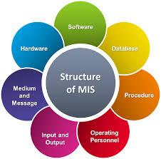 Picture that shows the different aspects of MIS