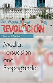 Textbook cover for Media Persuasion and propaganda