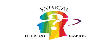 This image shows the confusion around ethical decision making.