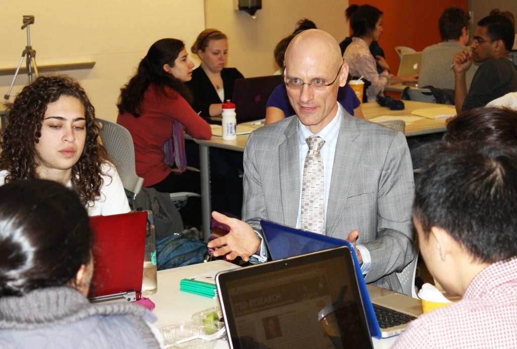 Global Health Issues Meeting at Duke.