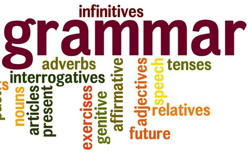 Several aspects of Modern English Grammar