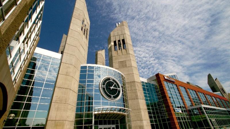 macewan university building onc ampus