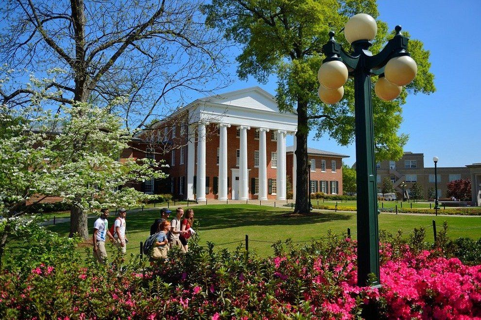 10 Hardest Courses at the University of Mississippi