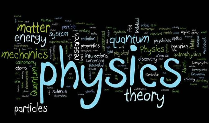 The components of Mathematical Physics