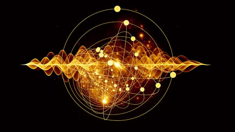 Depiction of Quantum Energy and its orbitals