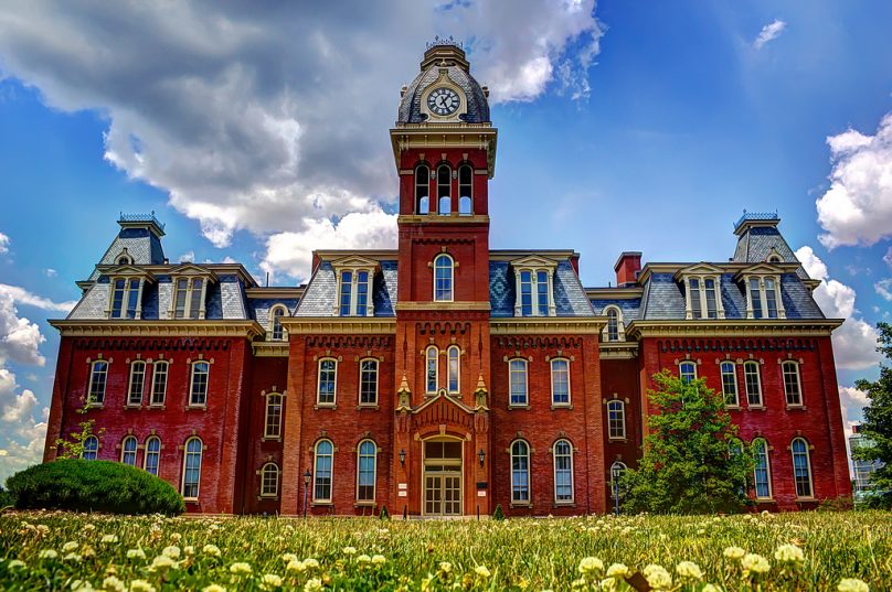 West Virginia University Past Exams 2019