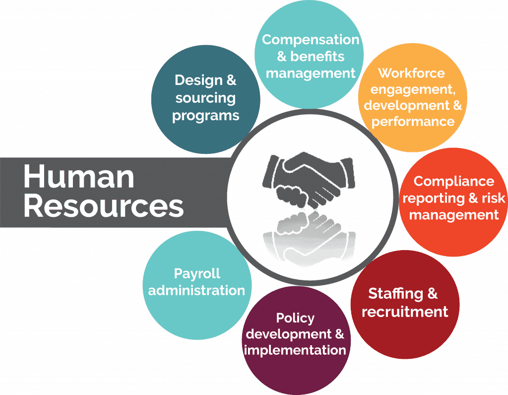 different elements of human resources