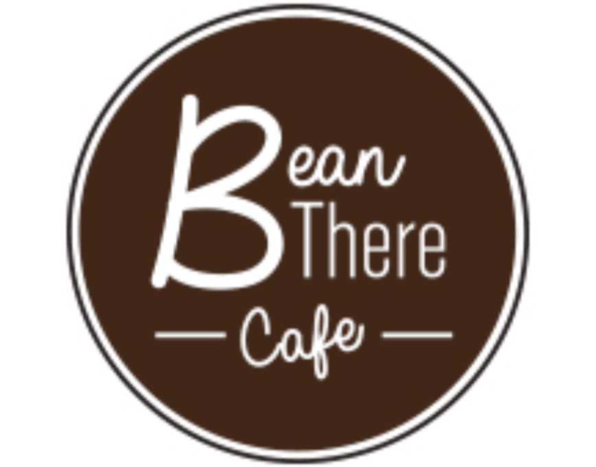Bean There cafe logo