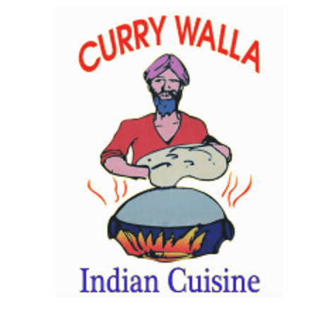 Curry walla indian cuisine logo