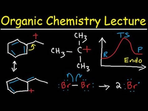 All these chemical formulas example in organic chemistry