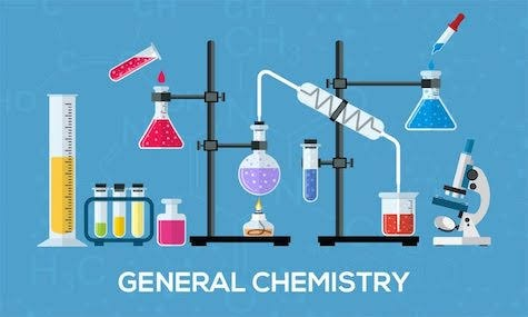 picture of laboratory experiments in general chemistry