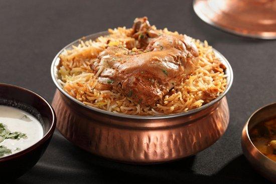 an indian dish
