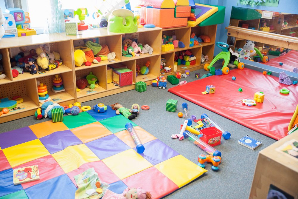 buffalo state college child care center