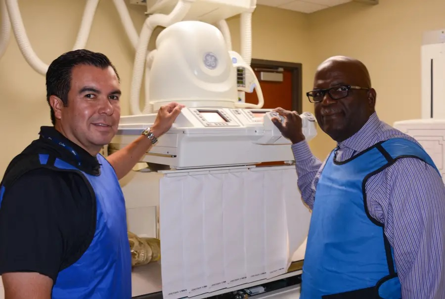Radiology Department at California Baptist University.
