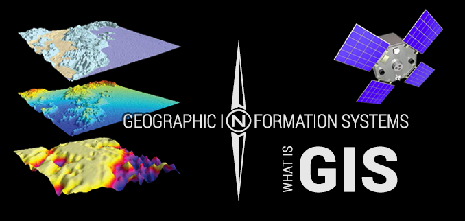 GIS used for geographic mapping