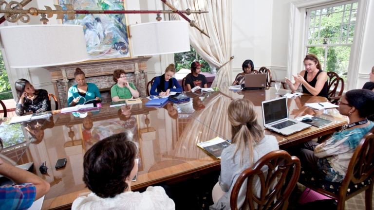 Meeting and gathering of Creative writers