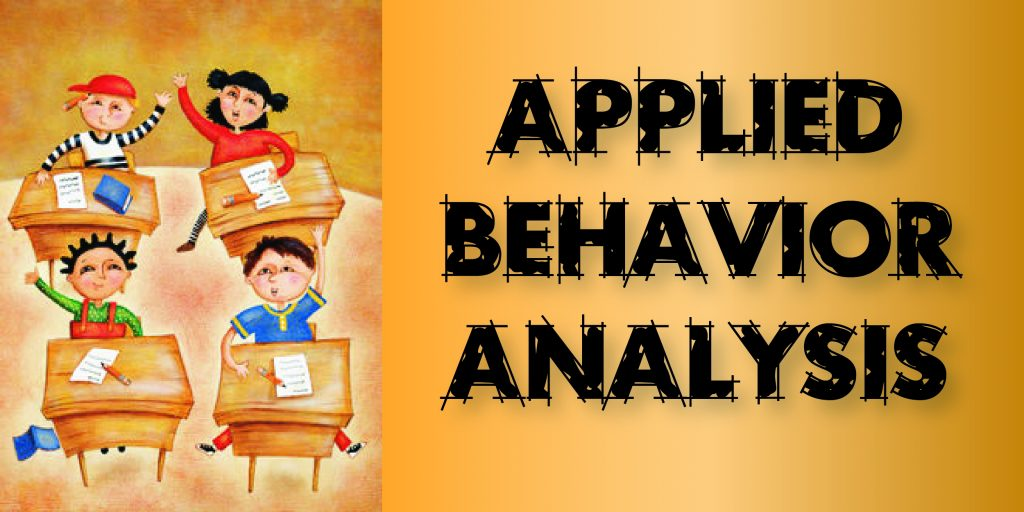 Applied Behavior Analysis Poster