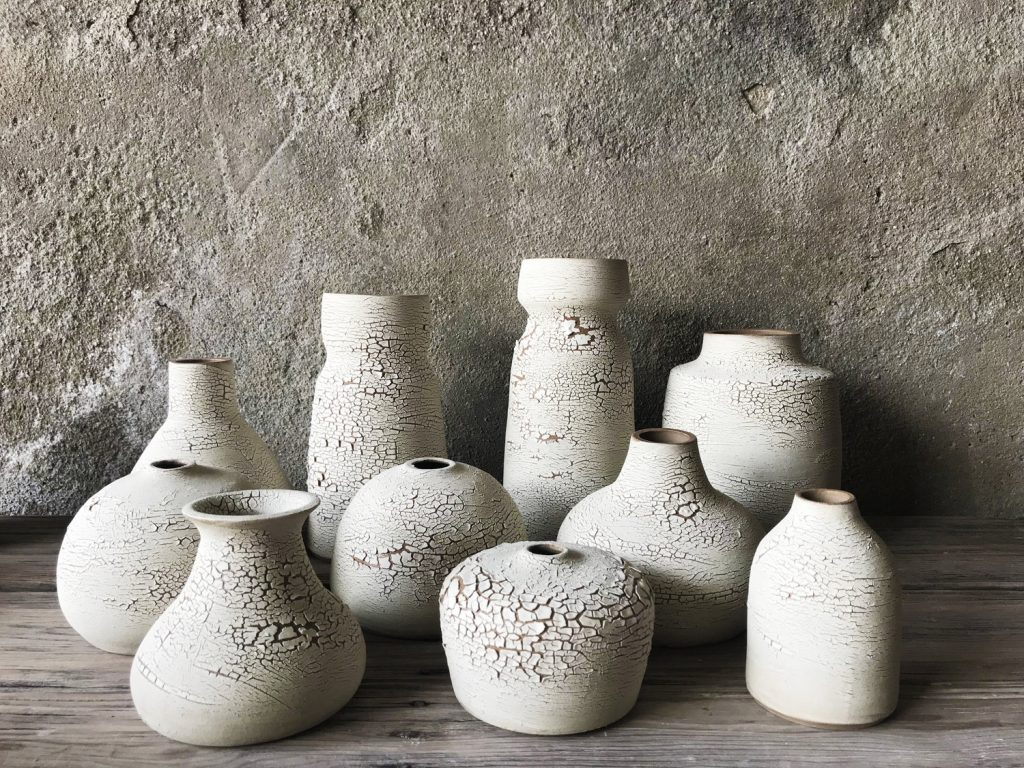 an image of clay pots
