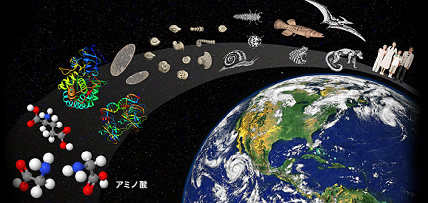 How life forms on Earth and it's potential on other planets are questions this course will explore.