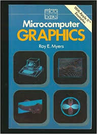Textbook in Microcomputer graphics