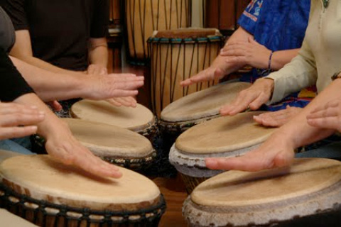 Hand drums can be versatile and beautiful instruments.