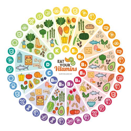 A food chart