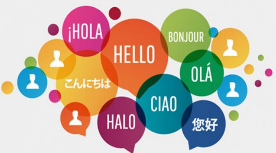 "Hello"" in different languages"