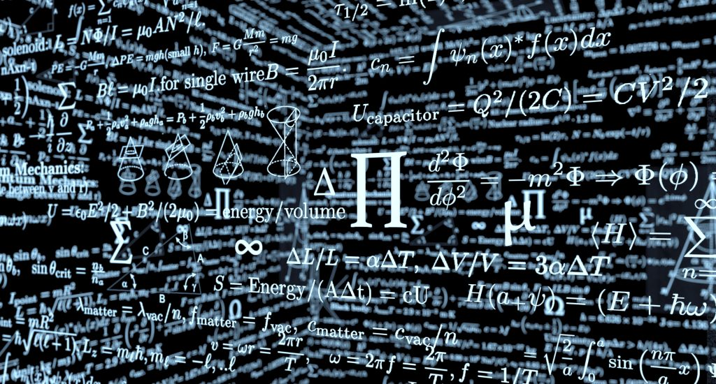 Math formulas and constants