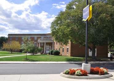 Shaw Hall exterior