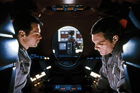 scene from the movie space odyssey