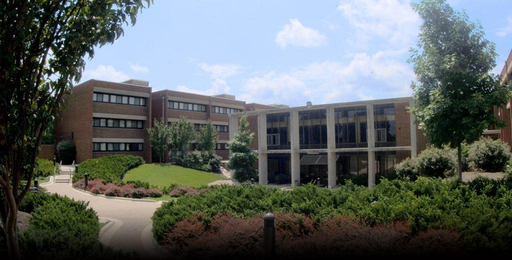Lincoln Quad exterior