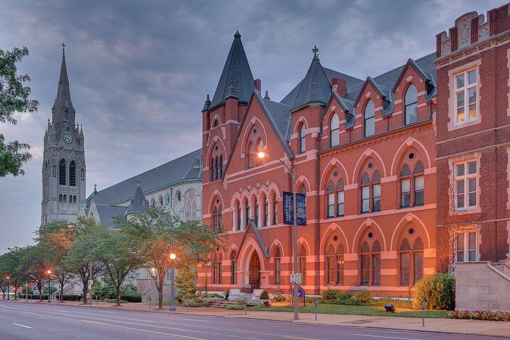 10 Coolest Courses at Saint Louis University