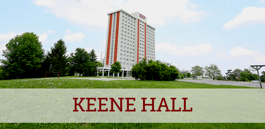 Keene Hall has many amenities available