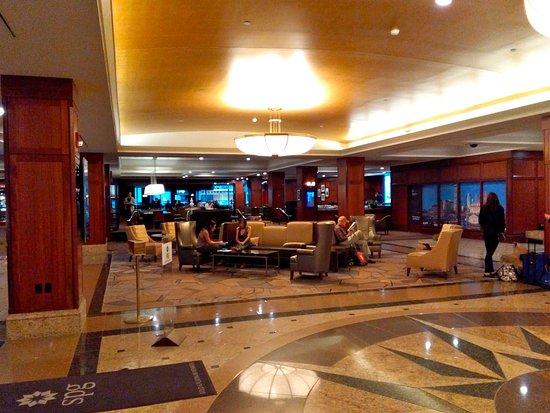 Sheraton hall lobby