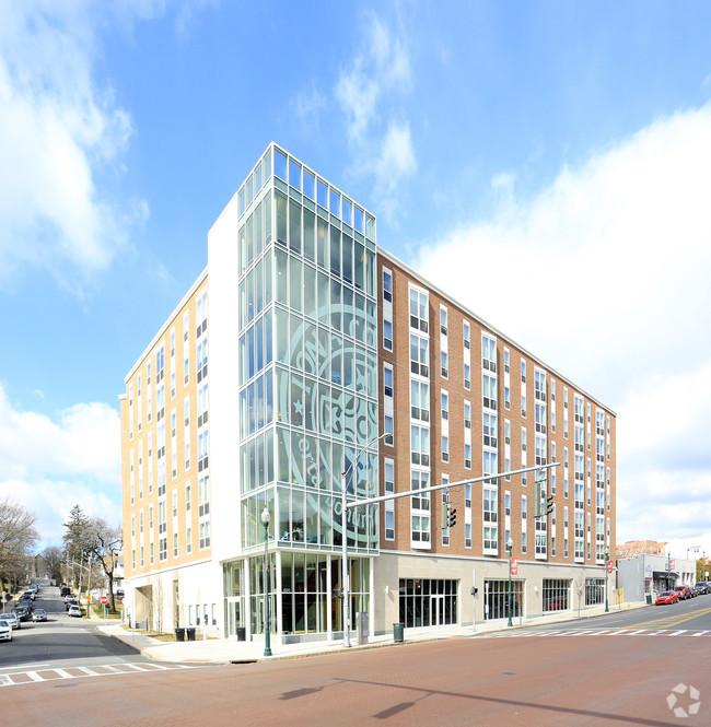 Eastchester Apartments exterior