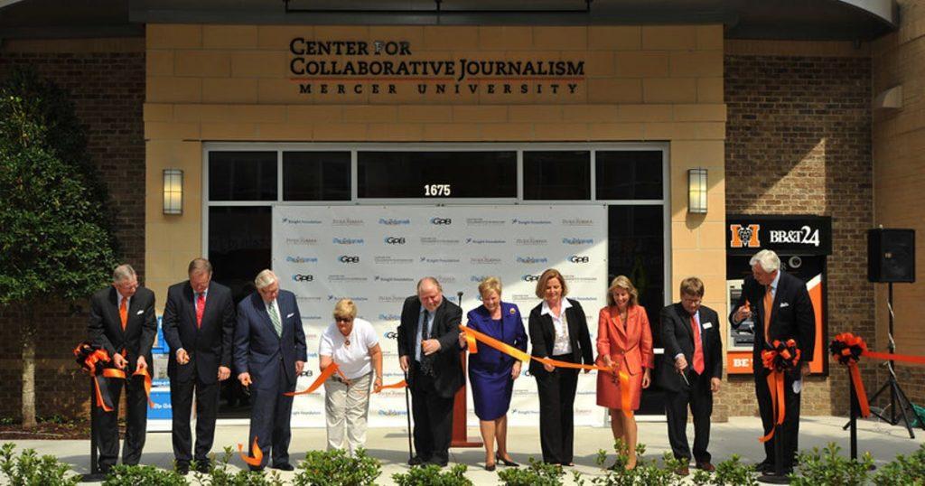 Center for Collaborative Journalism at Mercer University