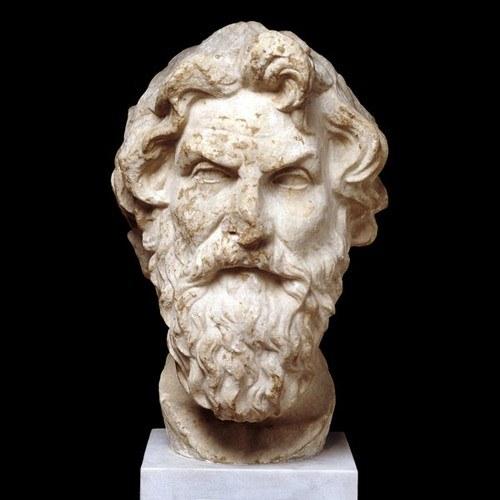 philosopher aristotle sculpture
