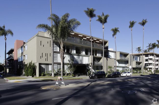 picture of exterior apartments