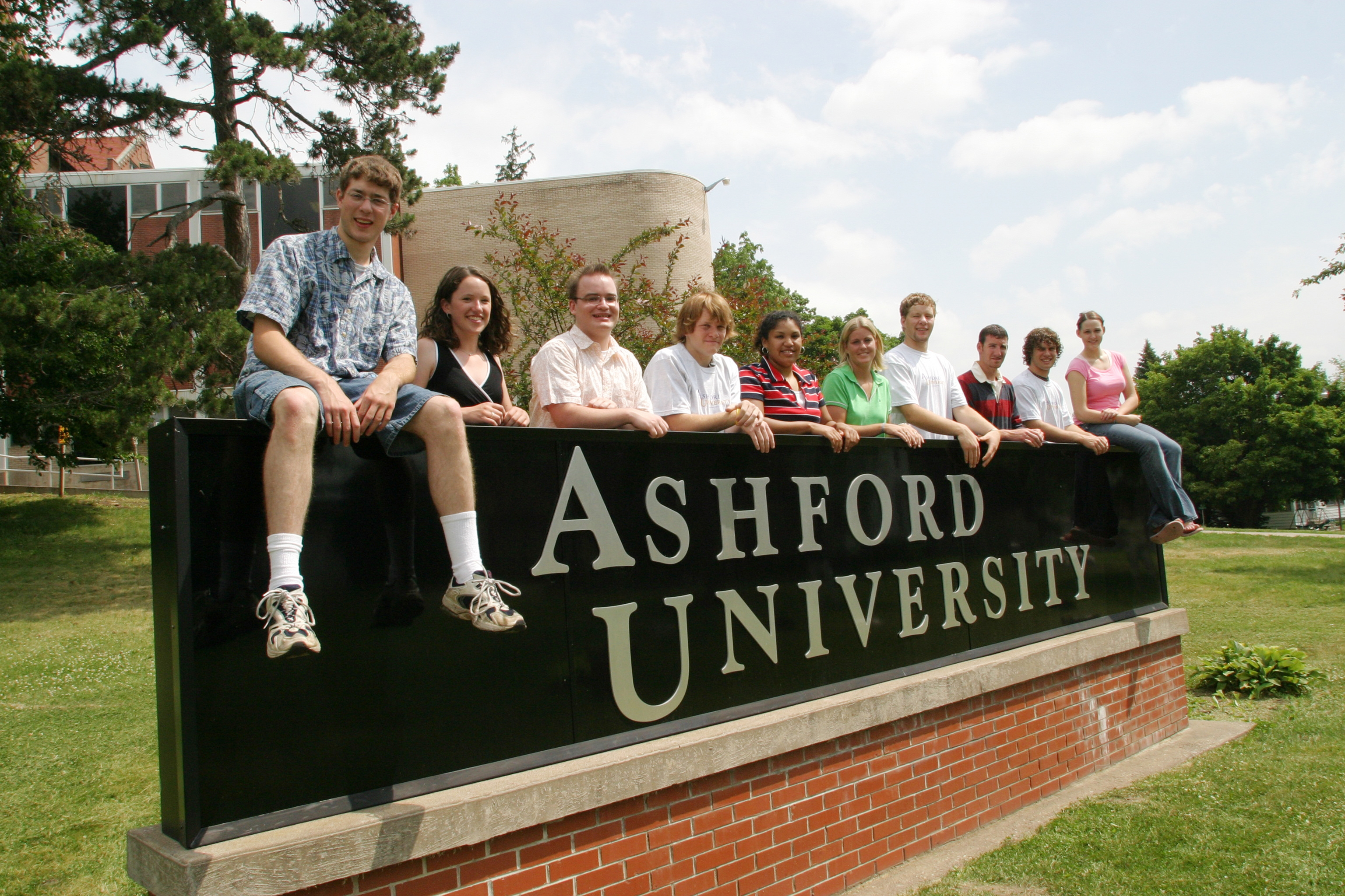 10 Cool Courses at Ashford University