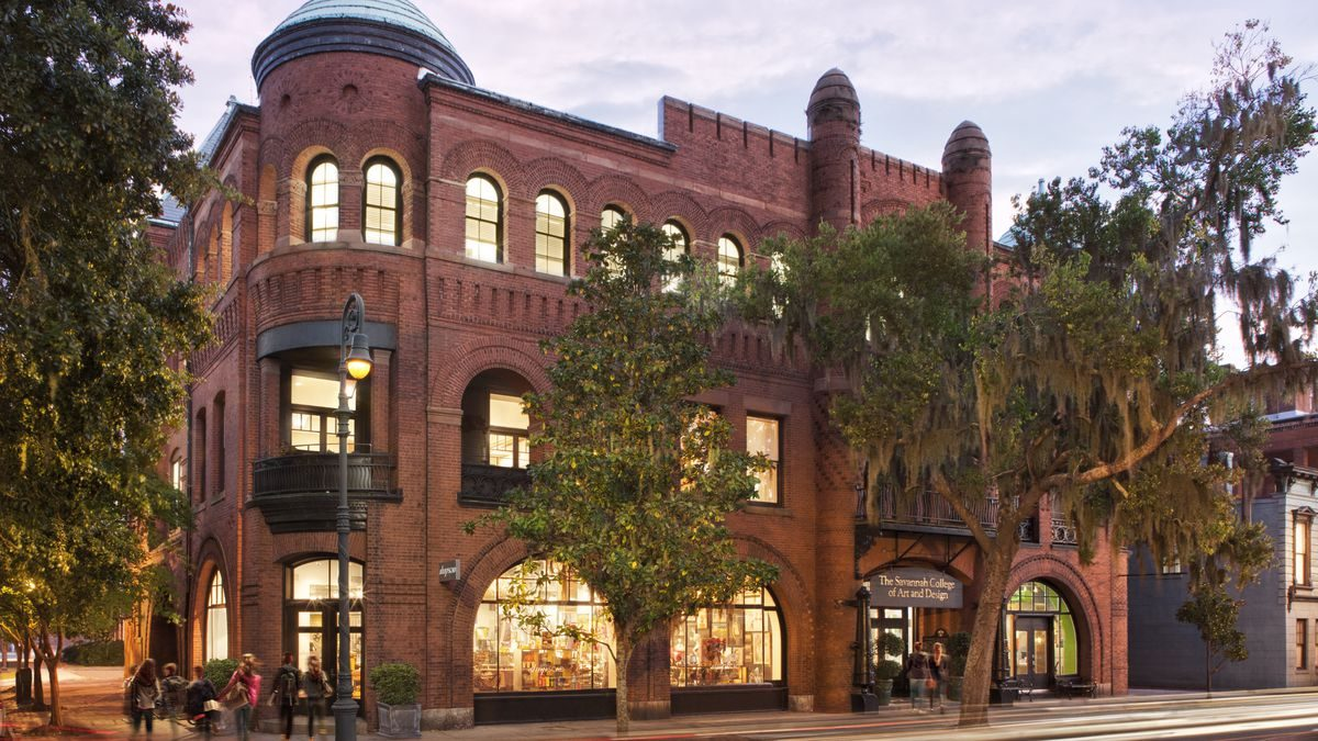 10 Coolest Courses at the Savannah College of Art and Design