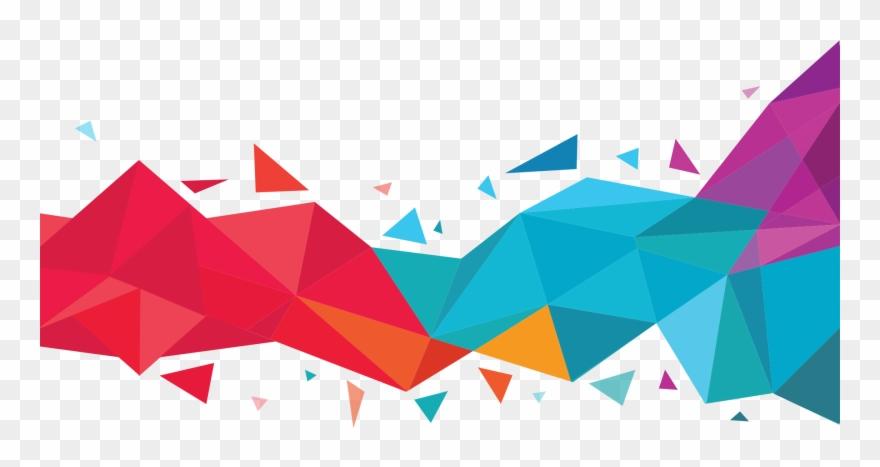 A digital art design vector