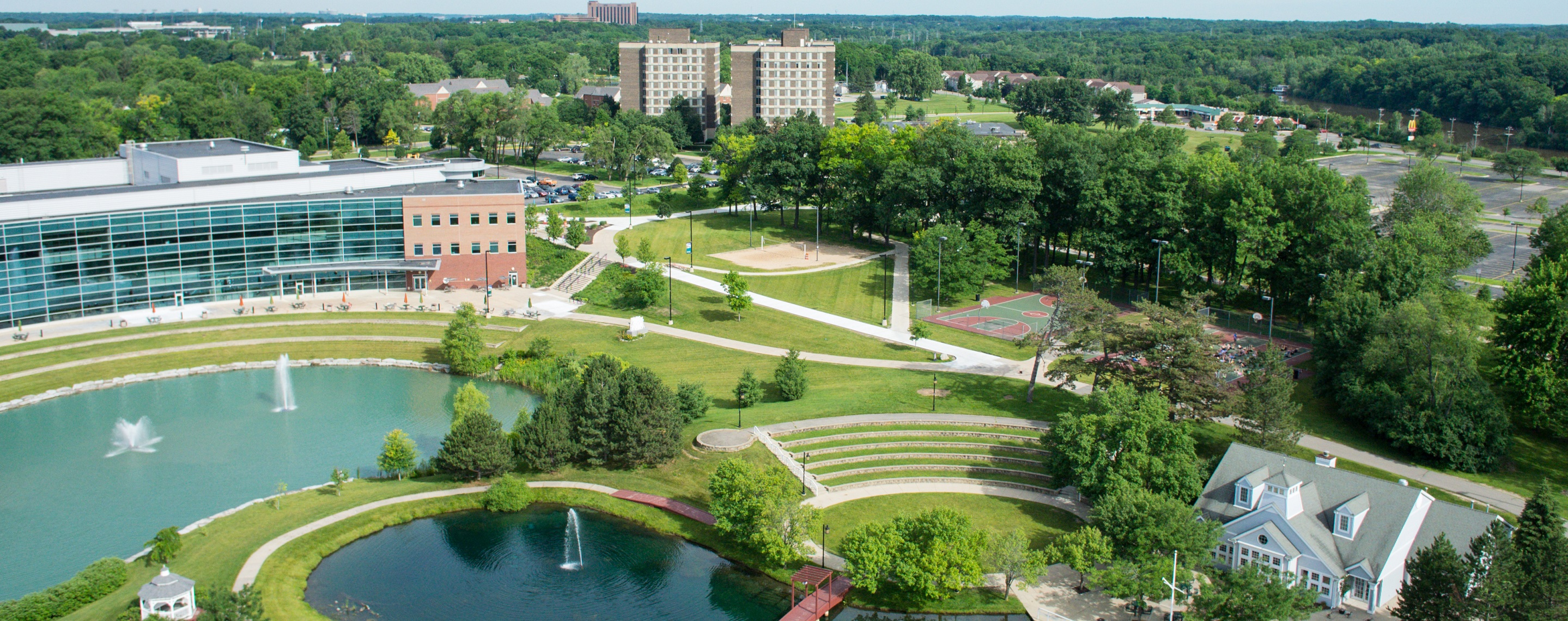 10 Buildings You Need to Know at Eastern Michigan University